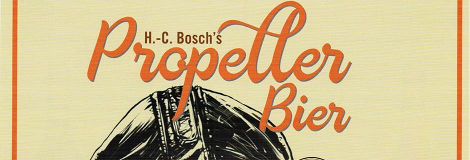 H.-C. Bosch's PROPELLER BIER